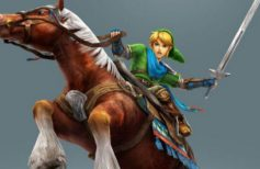 Hyrule Warriors Link's Horse