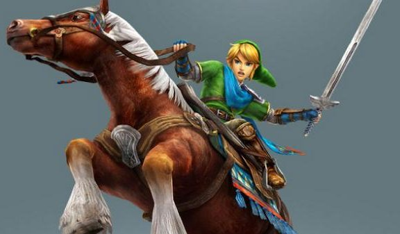 Hyrule Warriors Link's Horse