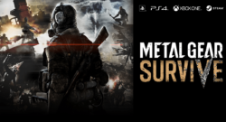 Metal Gear Survive PC Requirements