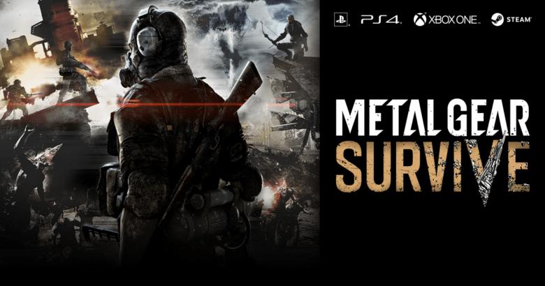 Metal Gear Survive PC Requirements