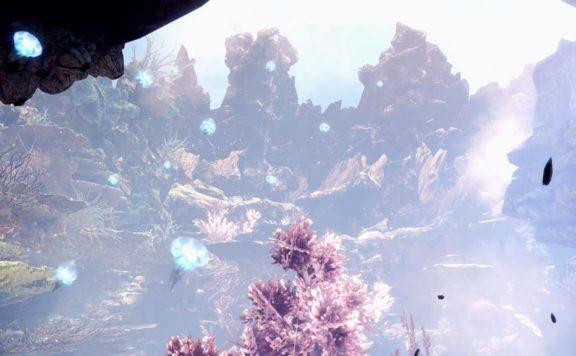 Monster Hunter World Coral Highlands