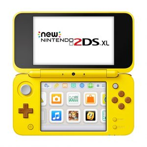 New 2DS XL Pikachu Opened