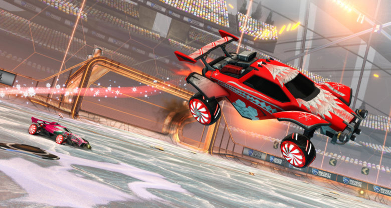 Rocket League 40 Million Player Milestone