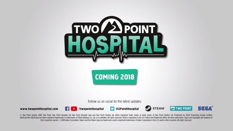 Two Point Hospital Builds on the Glory of Theme Hospital - GameSpace com