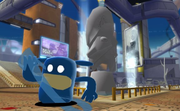 de Blob 2 console announcement