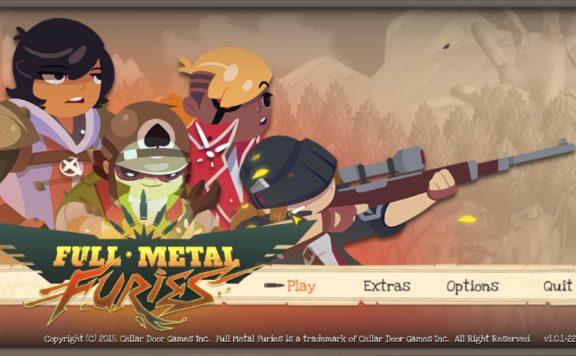 Full Metal Furies Review