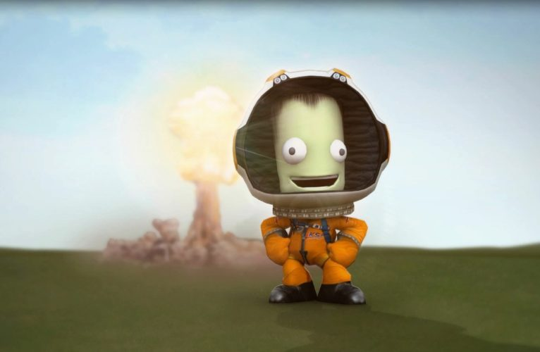 Kerbal Space Program - Bringing the Rockets to PS4 - GameSpace com