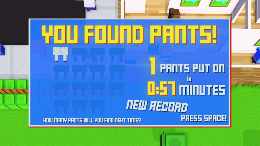Ripped Pants at Work review