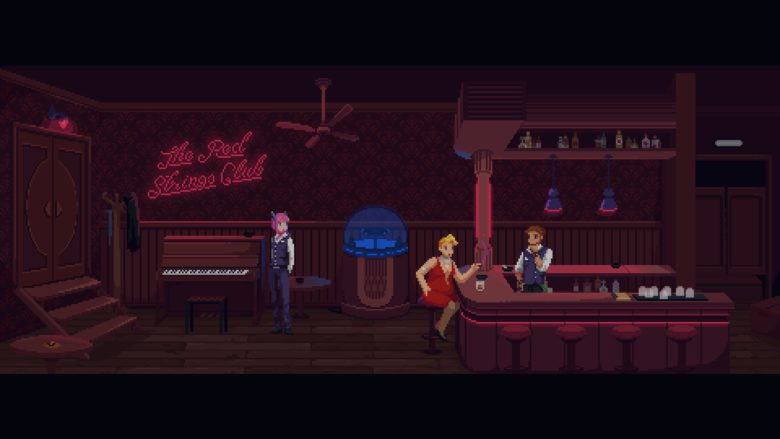 Red Strings Club review