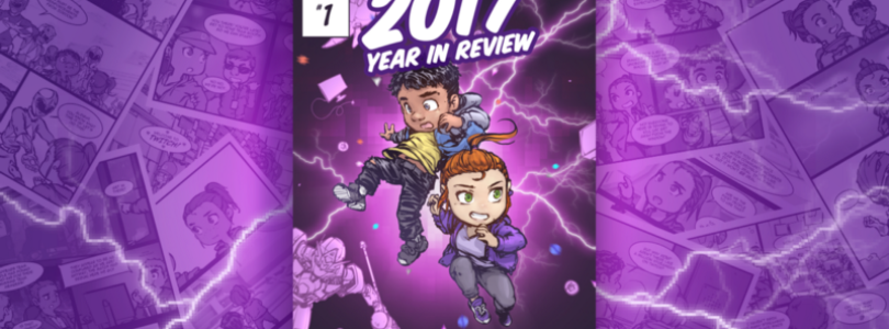 Twitch in 2017: The Comic Book
