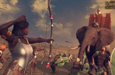 Total War Rome 2 Desert Kingdoms