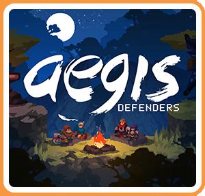 AEGIS DEFENDERS ICON