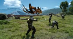 Final Fantasy XV PC Xbox Crossplay