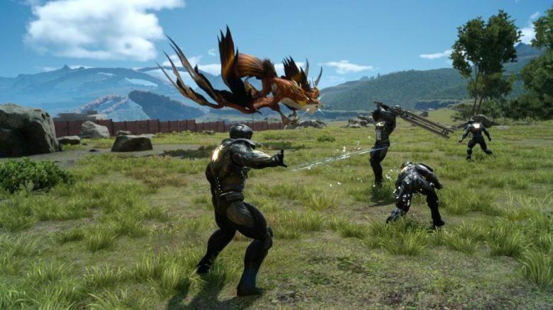 Final Fantasy XV PC Xbox Crossplay