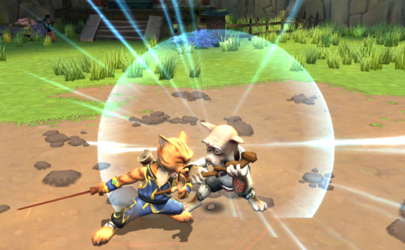 Legend Of Kay Anniversary Screenshot 2