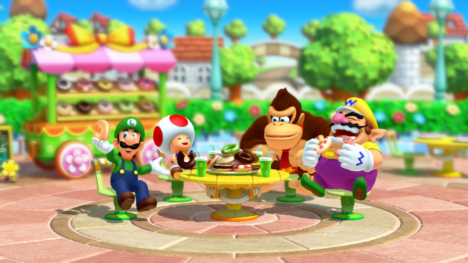 Mario Party Island Tour Bowser Jr Vs Bowser