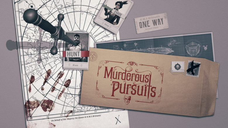 Murderous Pursuits