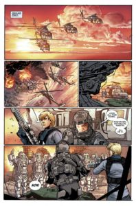 Robotech Volume 1: Countdown Page 2 Preview