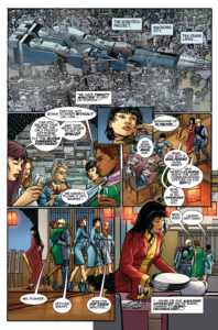 Robotech Volume 1: Countdown Page 4 Preview
