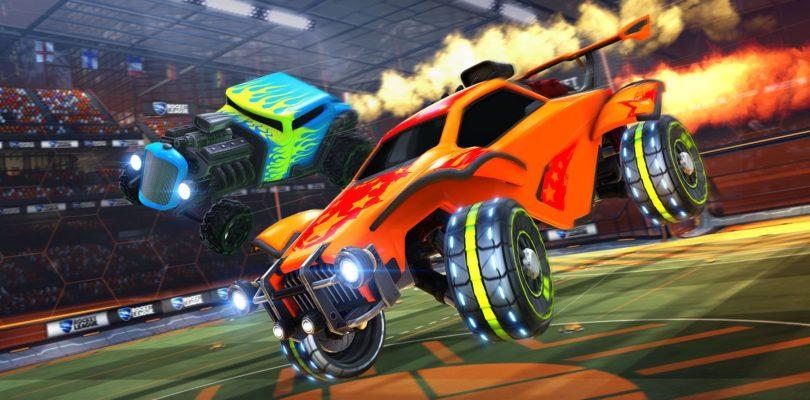 Rocket League Z Plate Wheels