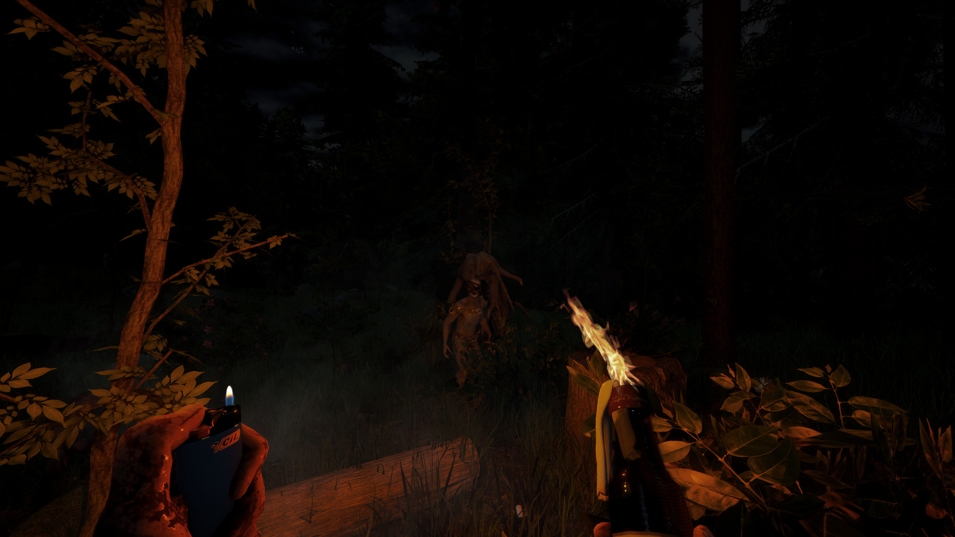 Survival Horror The Forest Will Release In April