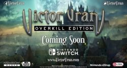 VICTOR VRAN OVERKILL EDITION - SWITCH
