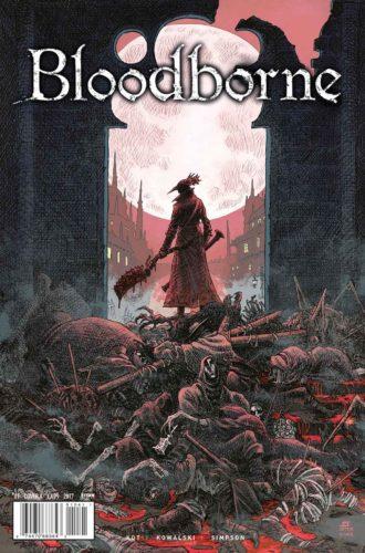 Bloodborne Ales Klot