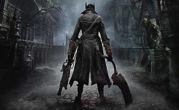 bloodborne comic review - games cause violence
