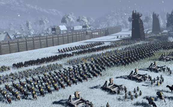 Total War: Thrones of Brittania
