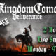 Kingdom Come: Deliverance – 2 Hour Live Stream on Monday!