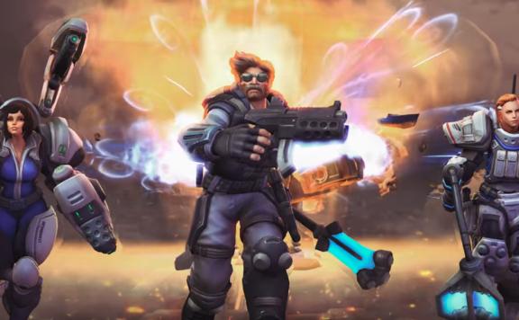 heroes of the storm enforcer skins