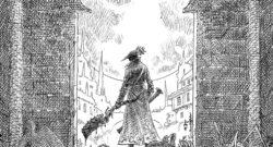 Bloodborne #1 Comic Book Reprint Cover Header