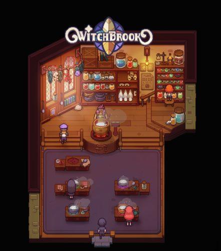 Spellbound Witchbrook