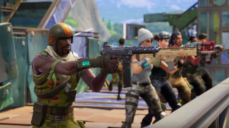 Hilarious Fortnite bug shrinks some players who use the leprechaun skin