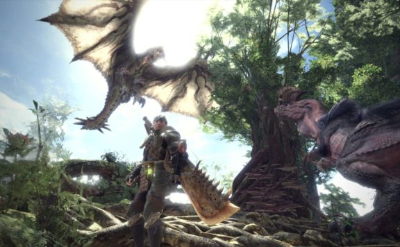 Monster Hunter World 7.5 Million Copies
