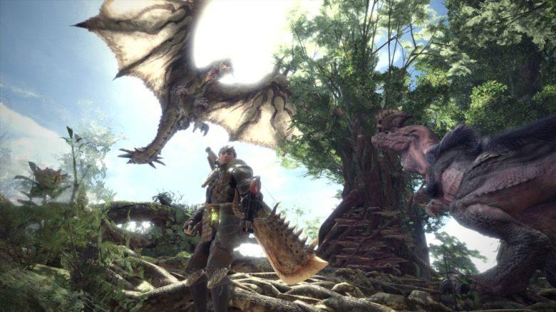 Monster Hunter World 7.5 Million Copies