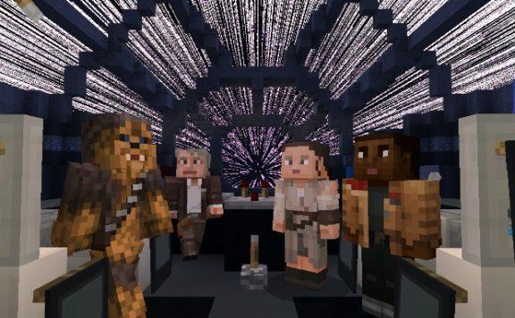 Star Wars Sequel Skin Pack