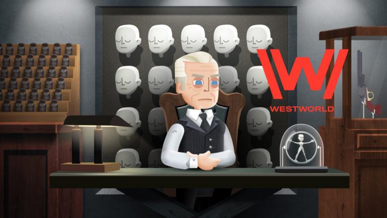 Westworld Mobile Ford Screenshot