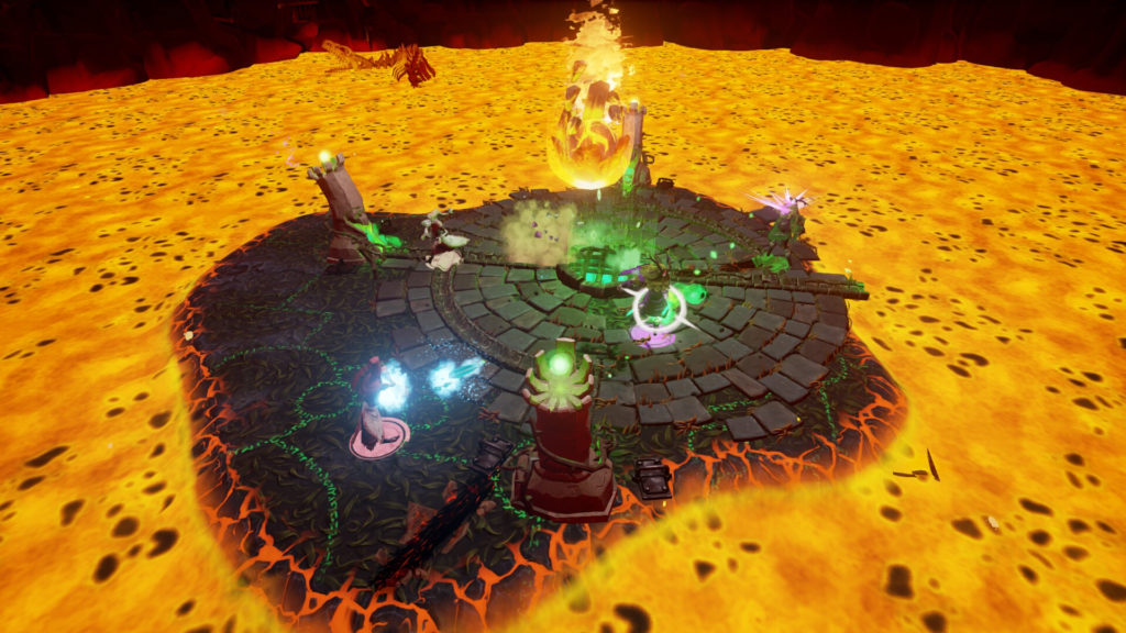 Magic Will Fly, Spellsworn Releases March 13 - GameSpace com