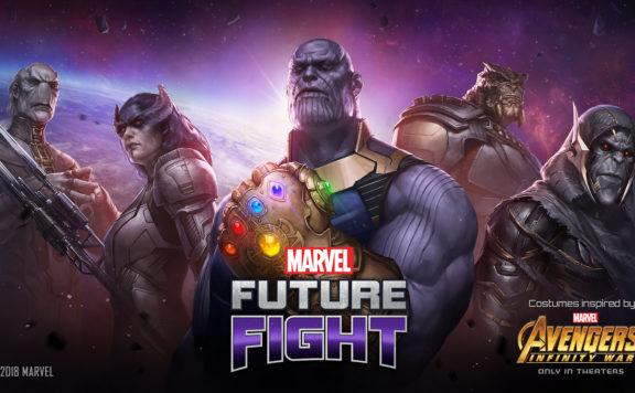 Avengers: Infinity War Marvel Future Fight
