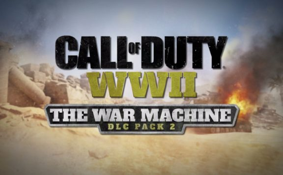 CALL OF DUTY WWII - THE WAR MACHINE DLC