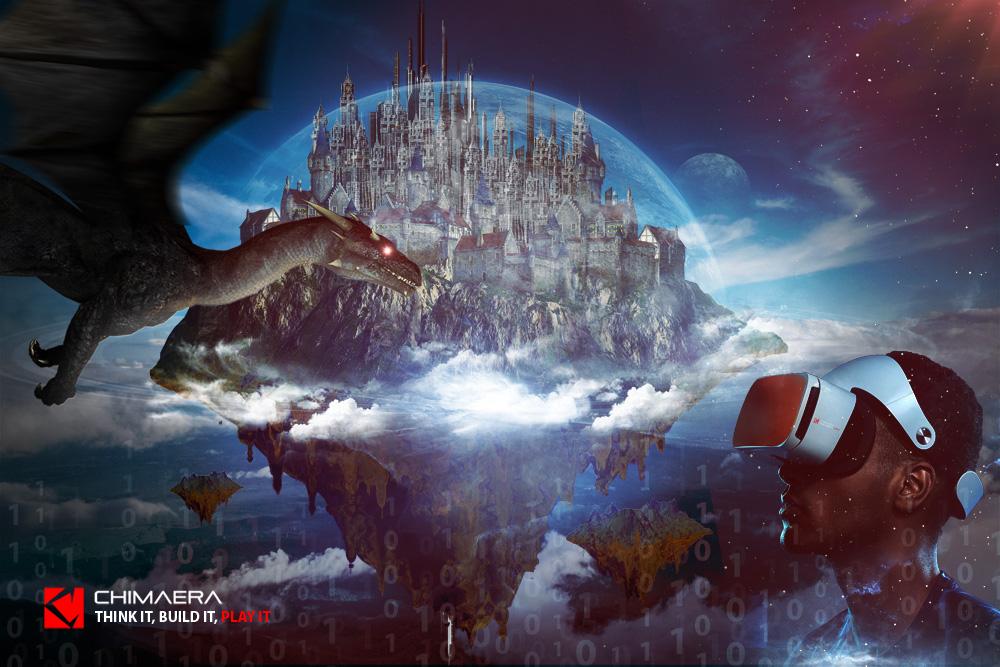 Chimaera - Virtual Economies in Decentralized Autonomous Universes