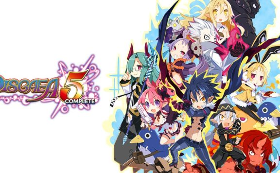 Disgaea 5 Complete Edition PC