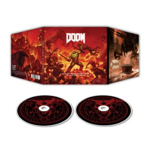 Doom Soundtrack Double CD