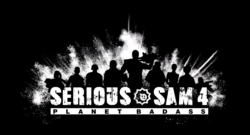 Serious Sam 4 Title Image
