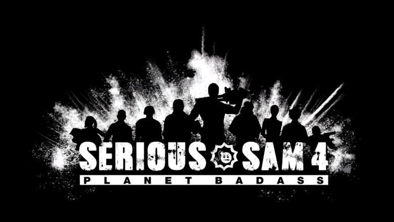 Serious Sam 4 Title Image