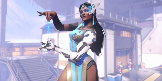 Overwatch Details Symmetra's Rework to Defense Hero