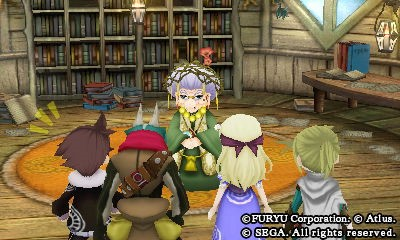 Alliance Alive Review - A Flawed Charmer on the 3DS - GameSpace com