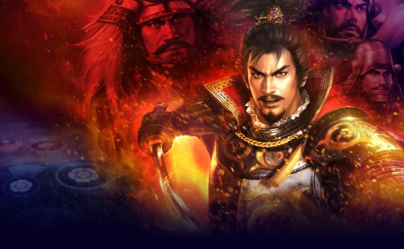 Historical Simulation Series Nobunaga's Ambition comes West with Taishi!