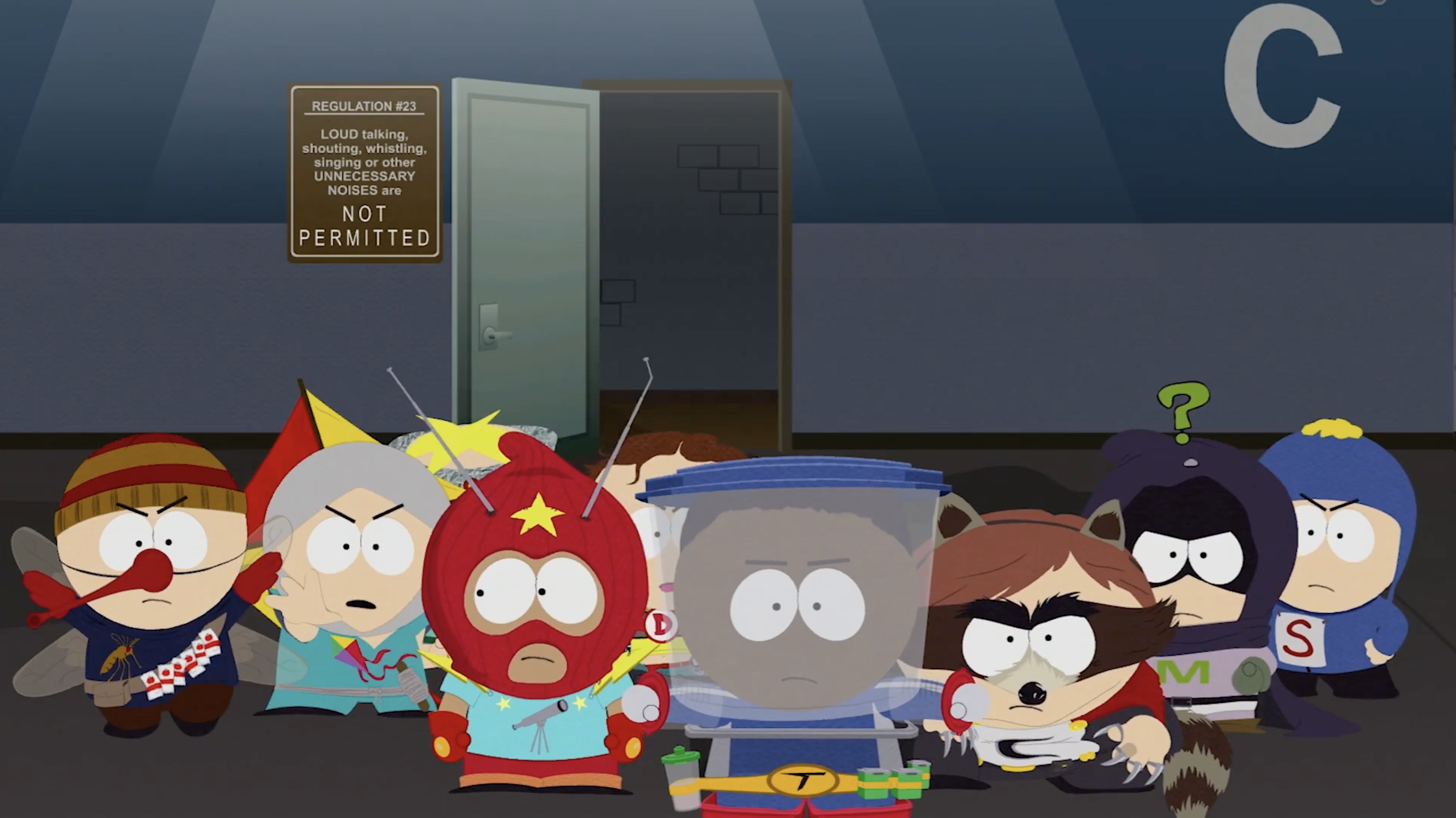 South Park: The Fractured But Whole Switch Review
